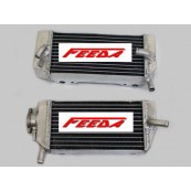 Aluminum Radiator for Honda CRF450R 2005 2006 2007 2008 left and right