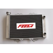 Aluminum Radiator for Kawasaki ATV KFX450R 2008 2009 2010 2011